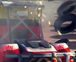 Racing Trucks Jigsaw