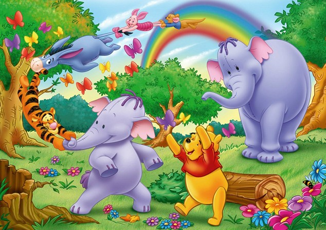 Winnie The Pooh Jigsaw 7