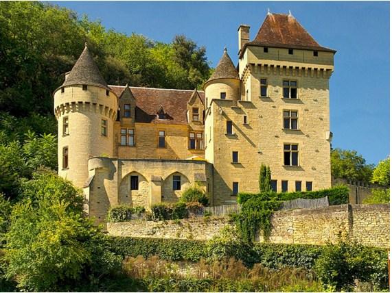 Malartrie Castle Jigsaw Puzzle