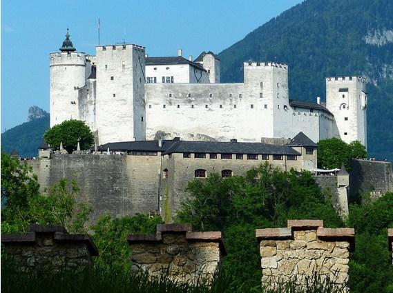 Hohensalzburg Castle Jigsaw Puzzle
