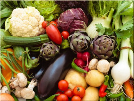 Healthy Vegetables Jigsaw Puzzle