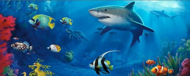 Underwater Life Puzzle