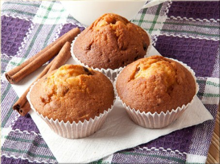 Apple Muffins Jigsaw Puzzle