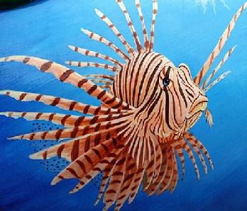 Lion Fish Jigsaw