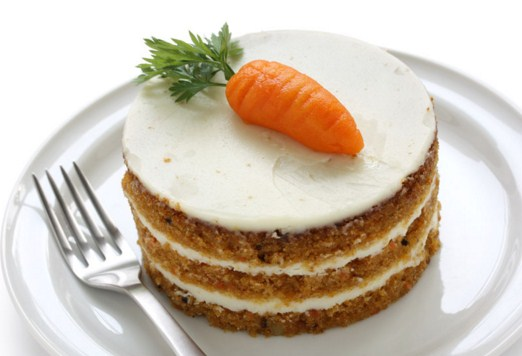 Carrot Cake Jigsaw Puzzle