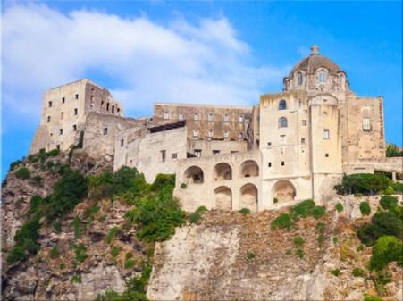 Aragonese Castle Jigsaw Puzzle