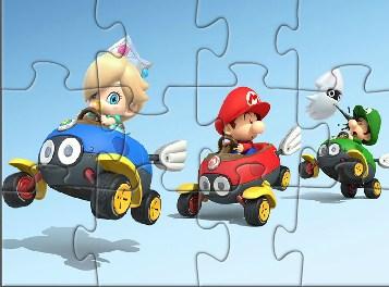 Mario Kart Heroes