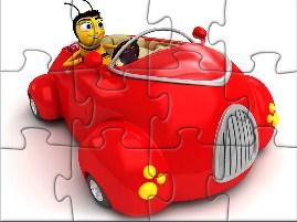 Barry Benson Puzzle