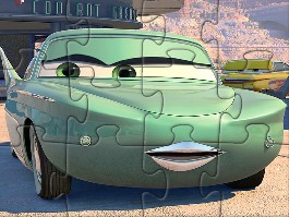 Flo Cars Puzzle