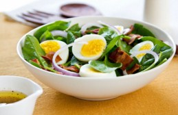 Spinach Salad Jigsaw Puzzle