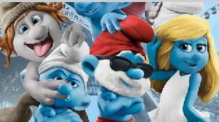 Smurfs 2 Puzzle