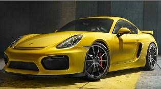 Porsche Cayman Puzzle