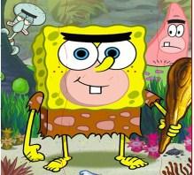 Spongebob Caveman Jigsaw Puzzle