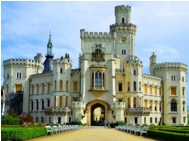Hluboka Castle Jigsaw Puzzle