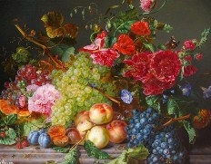 Rich and Beautiful Still Life