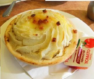 Potato Meat Pie