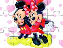 Fun Mickey And Minnie