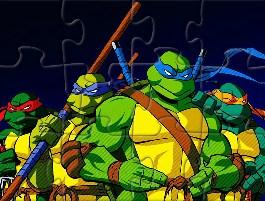 Ninja Turtles Jigsaw