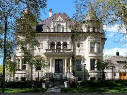 Governor's Mansion Utah