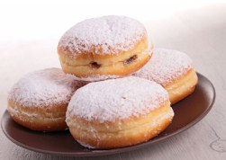 Jelly Donuts Jigsaw Puzzle