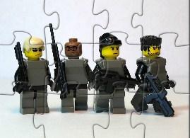 LEGO Gears Of War