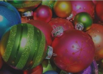 Christmas Balls Jigsaw
