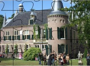 Keukenhof Castle Jigsaw Puzzle