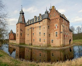 Doorwerth Castle Jigsaw Puzzle