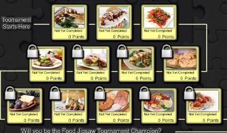 Food Jigsaw Puzzles