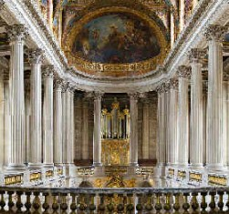 Versailles Chapel Jigsaw Puzzle