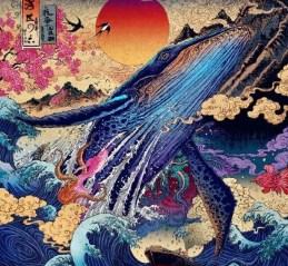 The Blue Whale Breaches