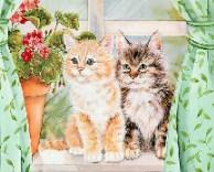 Art Kittens Jigsaw