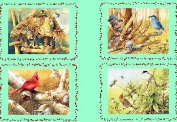 Art Painting Bird Sliding Puzzle