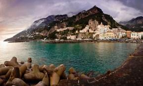 Amalfi Coast Jigsaw Puzzle