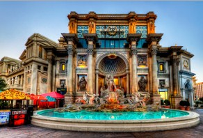 Caesar's Palace Jigsaw Puzzle