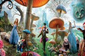 Alice in Worderland Hexa Puzzle