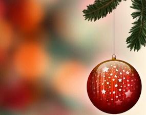 Christmas Ball Jigsaw