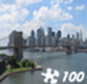 Brooklyn Bridge Jigsaw