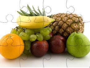 Exotic Fruits Jigsaw Puzzle
