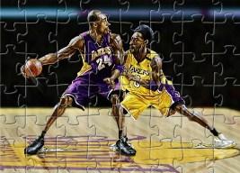 Kobe Bryant Puzzle