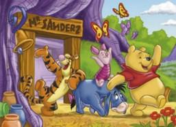 Kids Jigsaw: Winnie The Pooh