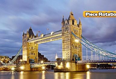 Tower Bridge Jigsaw Puzzle