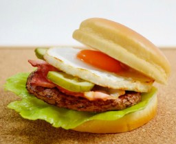 Egg Hamburger
