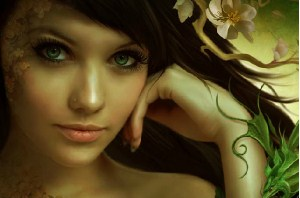Beauty Girl Jigsaw