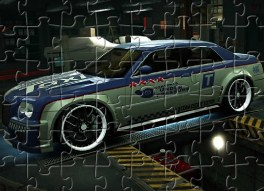 Chrysler Taxi Puzzle