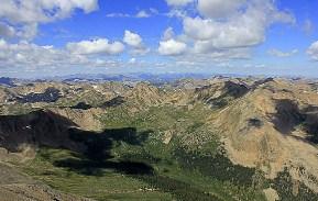 Mount Elbert Jigsaw
