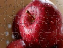 Desenhos de Fruit Jigsaw 2 para colorir