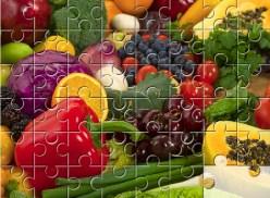 Fresh Fruits Jigsaw Puzzle