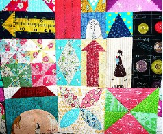 Small World Quilt Jigsaw Puzzle