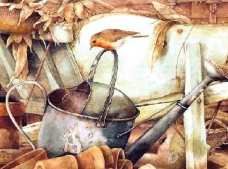 Art Painting Bird Puzzles 2